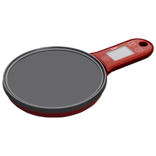 Кухонные весы Tefal BC2530V0 Trendy красный/серый цена 2017