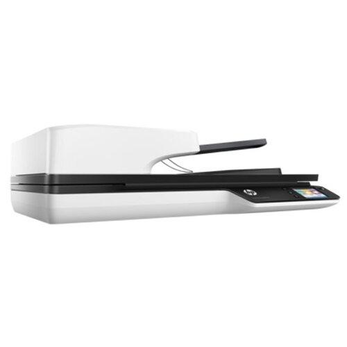 Сканер HP ScanJet Pro 4500 fn1 белый/черный
