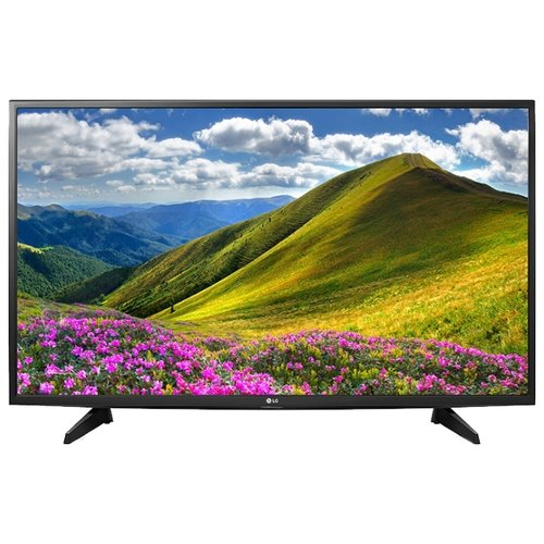 Фото - Телевизор LG 43LJ510V 43 (2017) черный телевизор lg 32lk510bpld черный