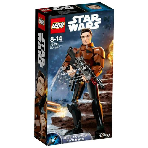 Конструктор LEGO Star Wars 75535 Хан СолоКонструкторы<br>