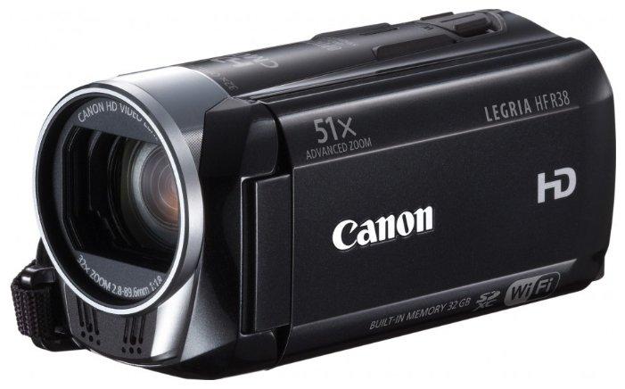Canon Видеокамера Canon LEGRIA HF R38