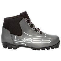 Ботинки для беговых лыж Spine Loss 243 серый 35