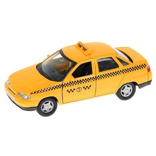 цена на Легковой автомобиль Autotime (Autogrand) Lada 110 такси (7864) 1:36 желтый