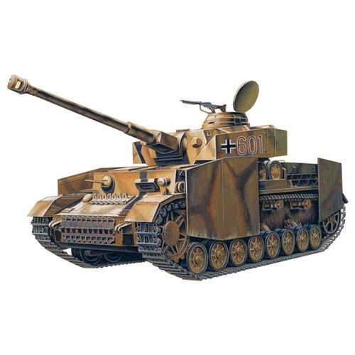 Купить Сборная модель Моделист Немецкий танк Т-IV H (ПН303503) 1:35, Сборные модели