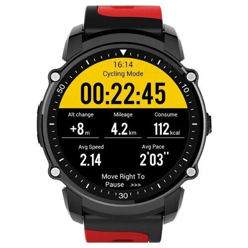 Часы KingWear FS08 красный