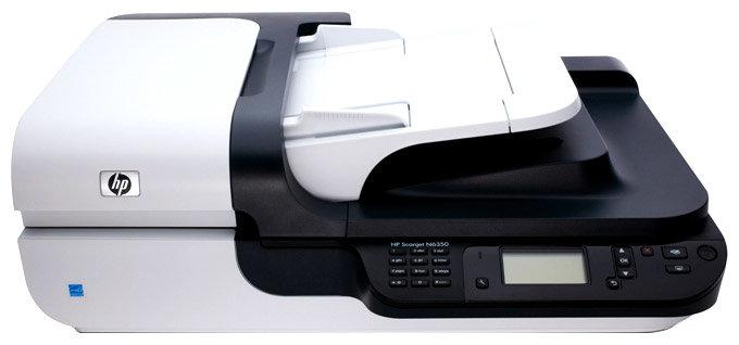 Сканер HP ScanJet N6350