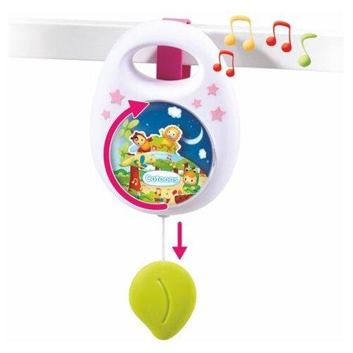 Подвесная игрушка Smoby Cotoons (110100) мобиль smoby cotoons 110116