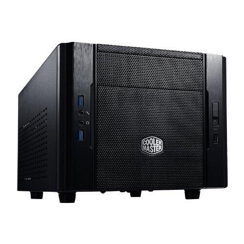 Компьютерный корпус Cooler Master Elite 130 (RC-130-KKN1) w/o PSU Black корпус cooler master n200 w o psu black nse 200 kkn1