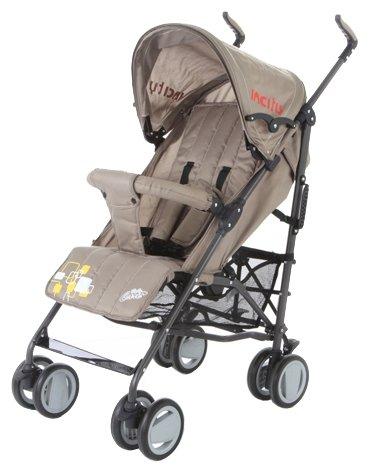 Прогулочная коляска Baby Care InCity