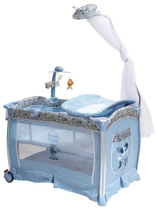 Манеж-кровать Nuovita Fortezza
