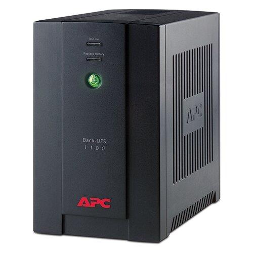 Интерактивный ИБП APC by Schneider Electric Back-UPS BX1100CI-RS недорого
