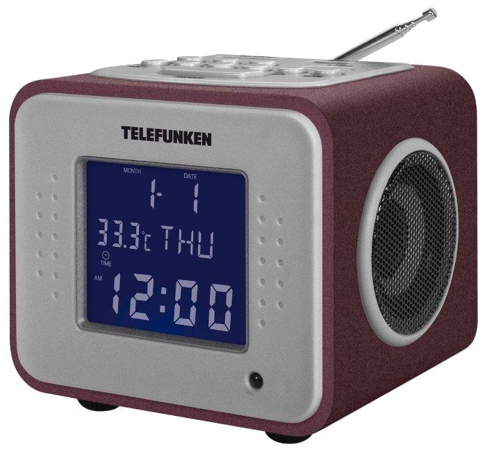 TELEFUNKEN Радиоприемник TELEFUNKEN TF-1575U