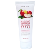 Farmstay пилинг All-In-One Whitening Peeling Gel Apple