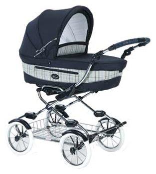 Универсальная коляска Bebecar Grand Style Plus