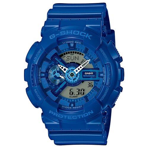 Наручные часы CASIO GA-110BC-2A casio casio ga 700 2a