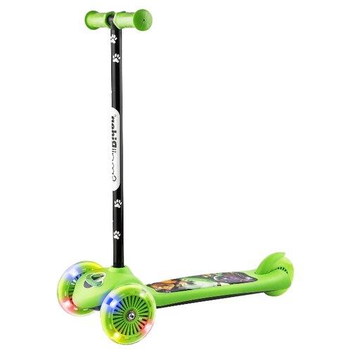 Кикборд Small Rider 2 в 1 Scooter Flash (CZ) зеленый