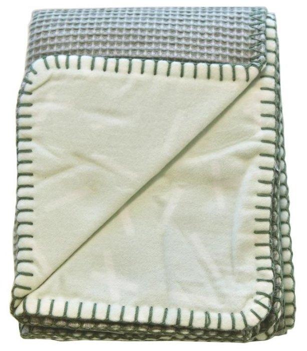 Плед LODGER Dreamer Flannel/Honeycomb 75x100 см