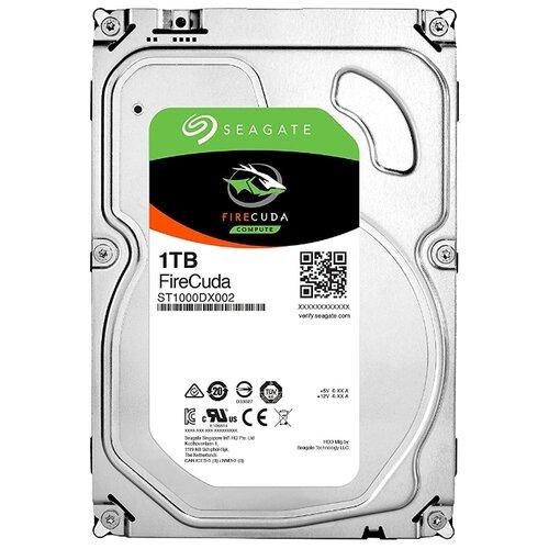 Гибридный диск (SSHD) Seagate FireCuda 1 TB ST1000DX002