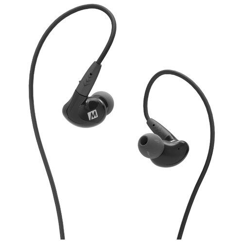 цена Наушники MEE audio Pinnacle P2 black онлайн в 2017 году