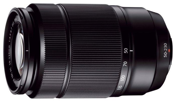 Объектив Fujifilm XC 50-230mm f/4.5-6.7 OIS II черный