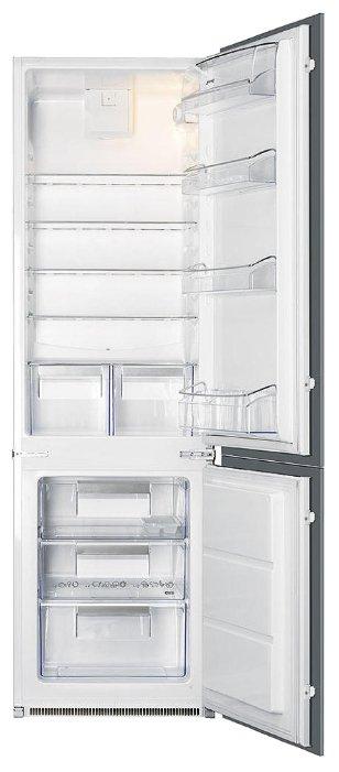Встраиваемый холодильник C7280F2P, Smeg