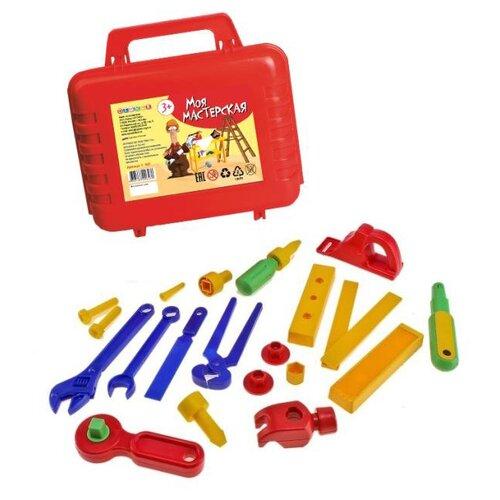 Купить ОГОНЁК Моя мастерская С-845, Детские наборы инструментов
