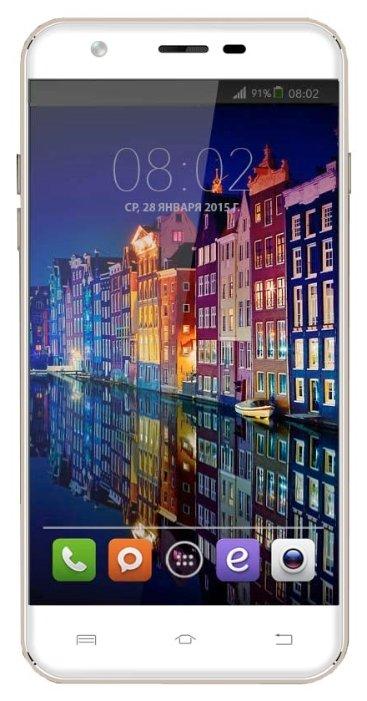 Смартфон Bq 5505 Amsterdam Gold