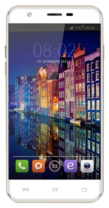 BQ Смартфон BQ BQS-5505 Amsterdam