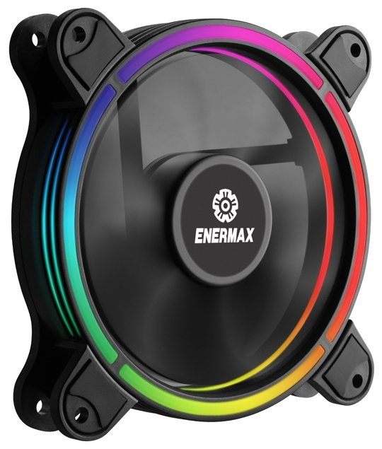 Система охлаждения для корпуса Enermax T.B.RGB 3 Fan Pack (UCTBRGB12-BP3)
