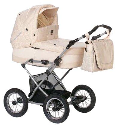 Коляска для новорожденных Zekiwa Touring de Luxe (люлька)