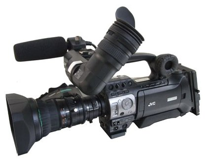 JVC GY-HM890E с объективом XT17sx4.5BRM