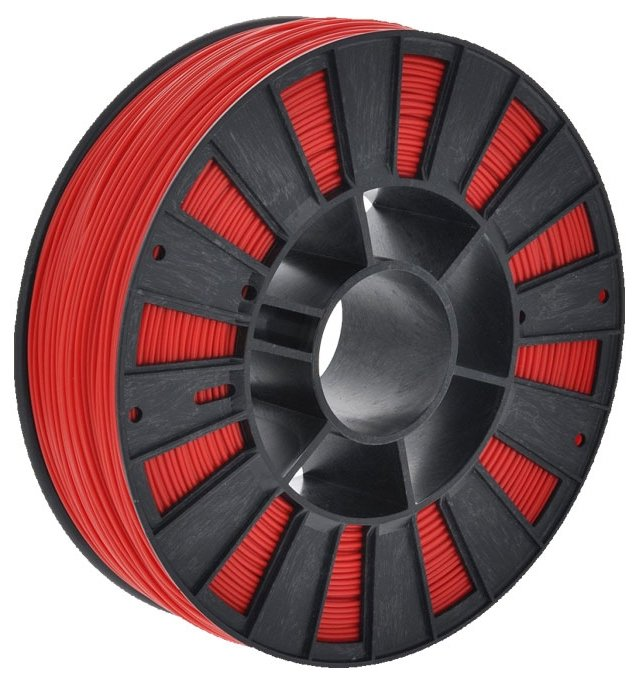 ABS пруток Spiderspool 1.75 мм красный