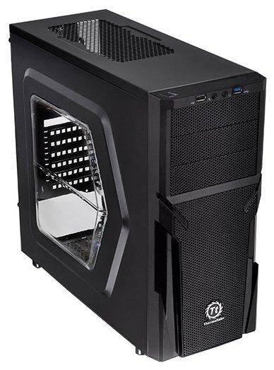 Thermaltake Компьютерный корпус Thermaltake Versa H21 Window CA-1B2-00M1WN-00 Black