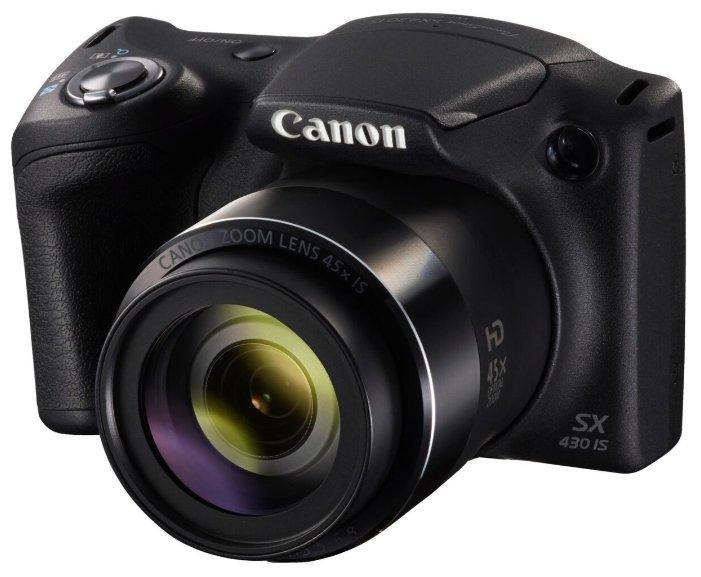 Canon Компактный фотоаппарат Canon PowerShot SX430 IS