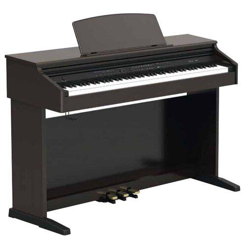 Цифровое пианино Orla CDP 101 черный 2