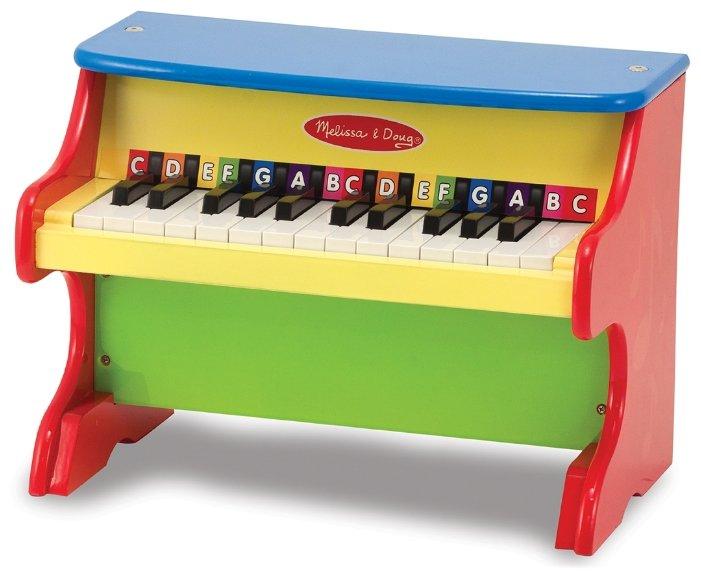 Melissa & Doug пианино Учимся играть 8960