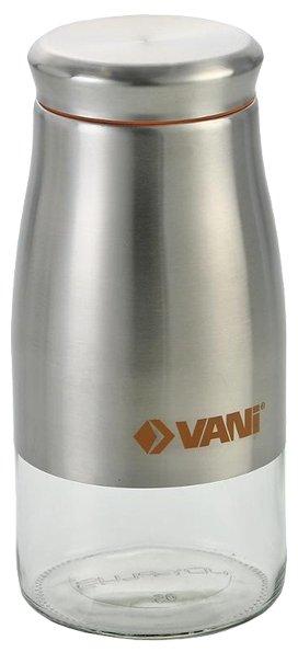 VANI Банка для сыпучих продуктов V9003 1700 мл