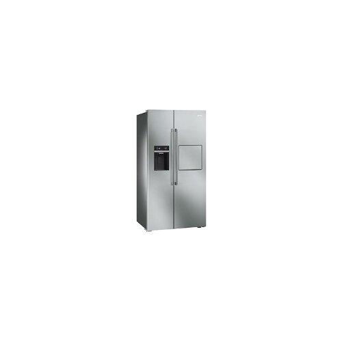 цена на Холодильник smeg SBS63XEDH