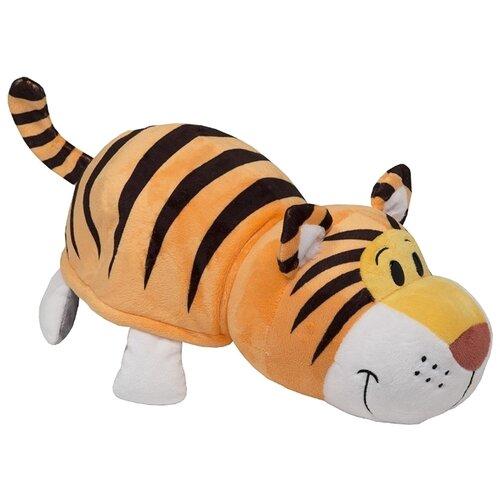 Купить Мягкая игрушка 1 TOY Вывернушка Тигр-Слон 15 см, Мягкие игрушки