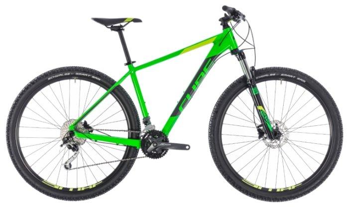 Горный (MTB) велосипед Cube Analog 27.5 (2018)