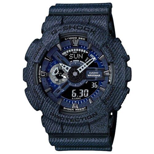 Наручные часы CASIO GA-110DC-1A цена 2017