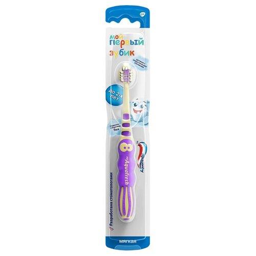 Зубная щетка Aquafresh Мой первый зубик