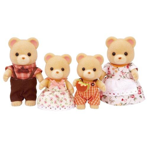 Купить Фигурки Sylvanian Families Семья медведей 5059, Игровые наборы и фигурки