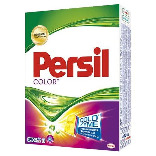 цена на Стиральный порошок Persil Color 0.45 кг картонная пачка