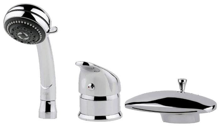Однорычажный смеситель для ванны с душем NSK Nera 20905.02