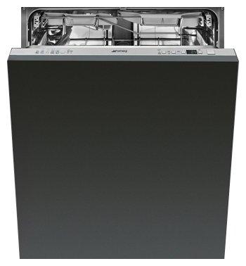 Встраиваемая посудомоечная машина STP364S, Smeg