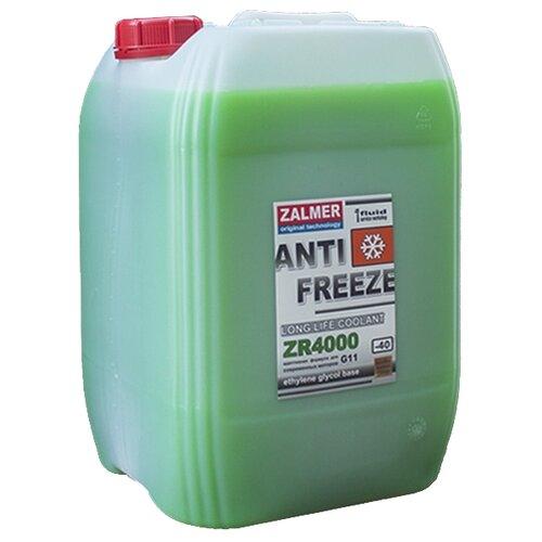 Антифриз Zalmer LLC ZR 4000 G11 (зеленый) 20 кг