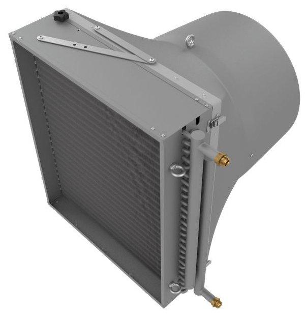 Водяной тепловентилятор Flowair LEO AGRO SP