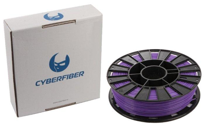 PLA пруток Cyberon 1.75 мм фиолетовый