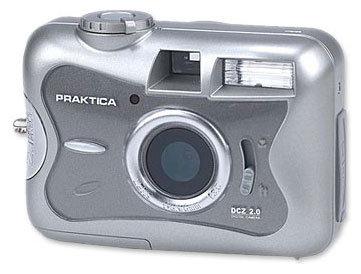Фотоаппарат Praktica DCZ 2.0